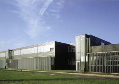 Centre des matériaux de l'Ecole des Mines de Paris, Evry