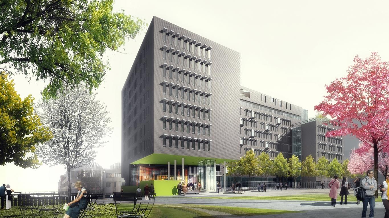 UFR Mathématiques et informatique, locaux sportifs Université Paris Diderot / Paris 7, Paris XIIIe