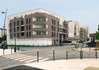 Ecoquartier des Joncs Maris – Lot 3, Fleury-Mérogis